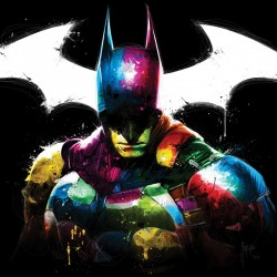Batman By Murciano