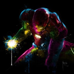 Iron Man By Murciano