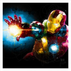 Iron Man 2 By Murciano