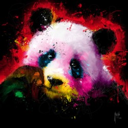 Panda Pop By Murciano