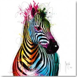 Zebra Pop By Murciano
