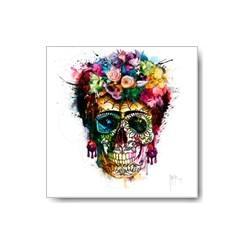 Frida Skull By Murciano