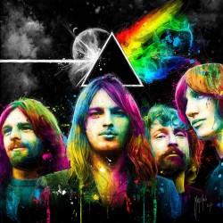 Pink Floyd By Murciano