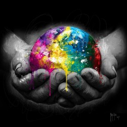 We are the World By Murciano