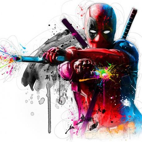 Deadpool By Murciano