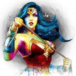Wonder Woman By Murciano