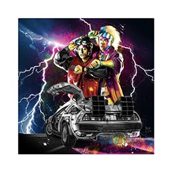 Back To The Future By Murciano