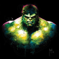 Hulk By Murciano